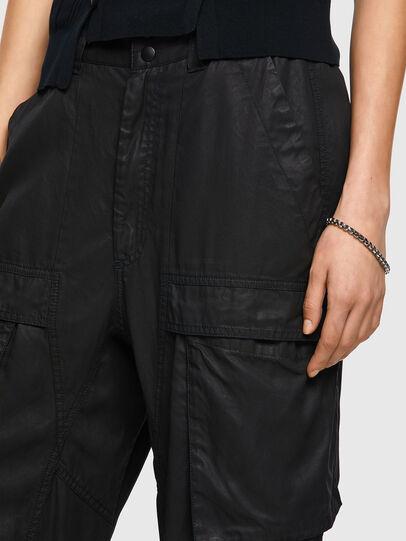 Diesel - D-Emma Boyfriend Jeans 069WX, Black/Dark Grey - Jeans - Image 3
