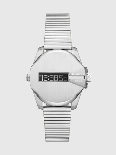 Baby Chief digital stainless steel watch