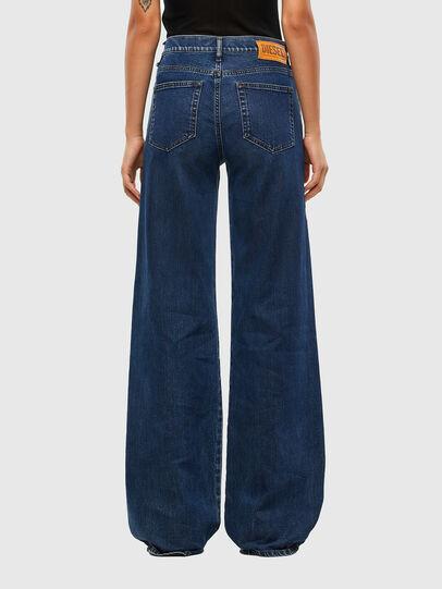 Diesel - D-Akemi Bootcut Jeans 009KE, Medium Blue - Jeans - Image 2