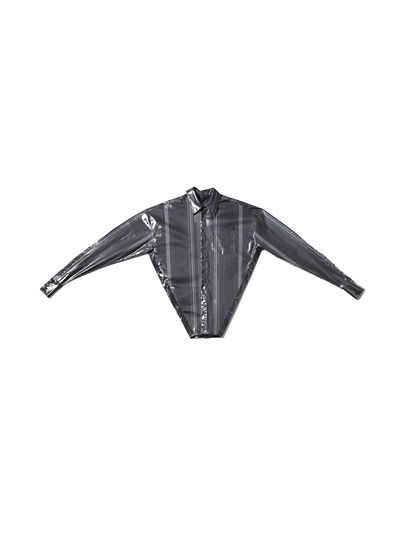 Diesel - GMSH01, Black/Grey - Shirts - Image 1