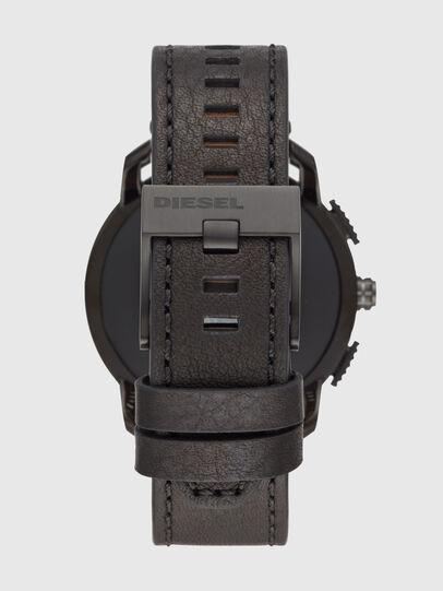 Diesel - DT2016, Negro/Bronce - Smartwatches - Image 2
