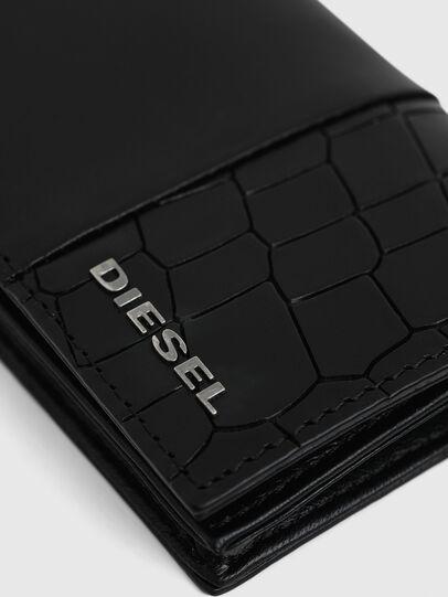Diesel - DUKEZ, Black - Card cases - Image 3