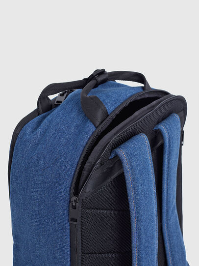 Diesel - GINKGO FP, Blue Jeans - Backpacks - Image 4