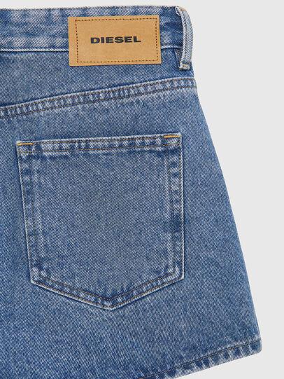 Diesel - D-ISI-SHORT, Azul Claro - Shorts - Image 4