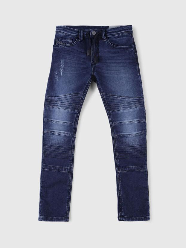 BAKARI-J JOGGJEANS, Dark Blue - Jeans