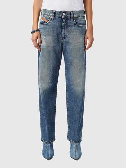 Diesel - D-Air Boyfriend Jeans 09B17, Medium blue - Jeans - Image 1