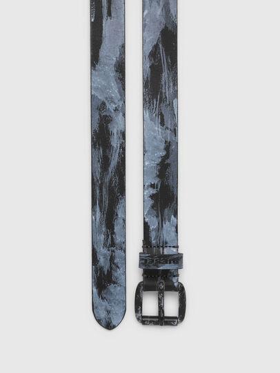 Diesel - B-LONG, Blue - Belts - Image 3