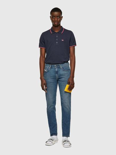 Diesel - D-Strukt Slim Jeans 009EI, Medium Blue - Jeans - Image 5