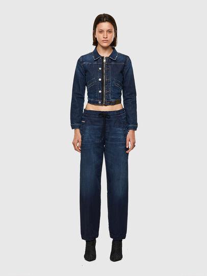 Diesel - Krailey Boyfriend JoggJeans® 069WS, Dark Blue - Jeans - Image 6