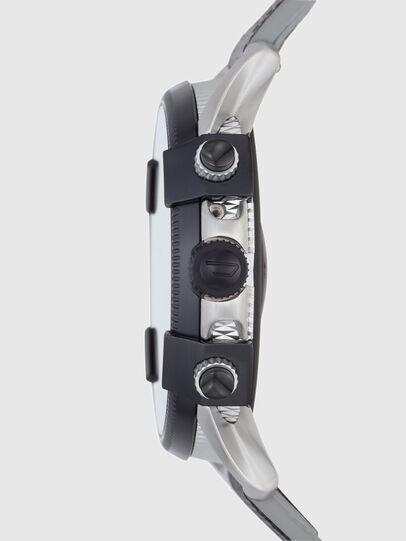Diesel - DT2012, Gray/Black - Smartwatches - Image 2