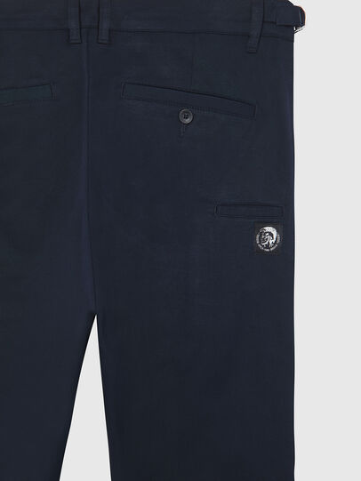 Diesel - P-JAX, Dark Blue - Pants - Image 4