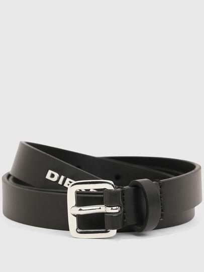 Diesel - B-LOWGO II, Negro - Cinturones - Image 2