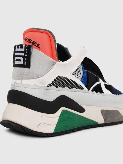 Diesel - S-BRENTHA DEC, Multicolor/Black - Sneakers - Image 4