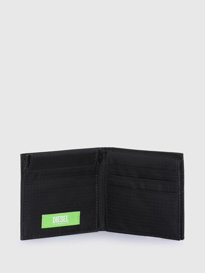 Diesel - HIRESH S SP, Black - Small Wallets - Image 3