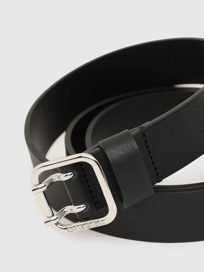 Diesel - B-BARB, Negro - Cinturones - Image 2