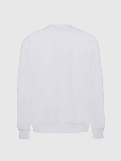 Diesel - S-GIRK-CUTY, White - Sweatshirts - Image 2