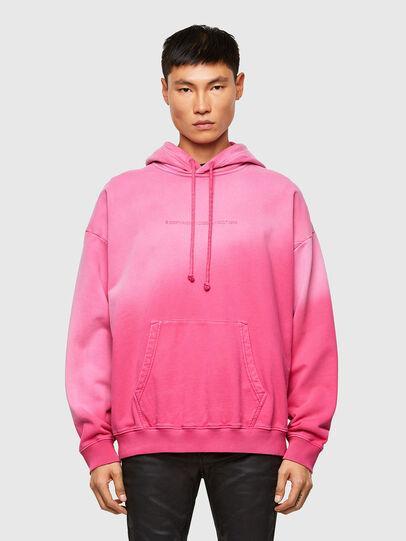 Diesel - S-UMMERIB-A81, Pink - Sweatshirts - Image 1