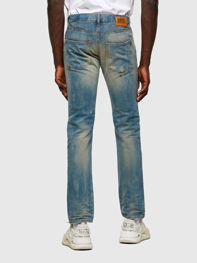 Diesel - D-Kras Slim Jeans 009JY, Light Blue - Jeans - Image 2