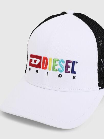 Diesel - CAKERYM-MAX-A, White - Underwear accessories - Image 3
