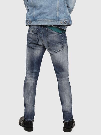 Diesel - D-Bazer 084DD, Dark Blue - Jeans - Image 2