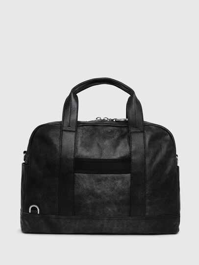Diesel - BRIEFCORK, Black - Briefcases - Image 2