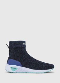 S-KBY SOCK W, Blue Marine