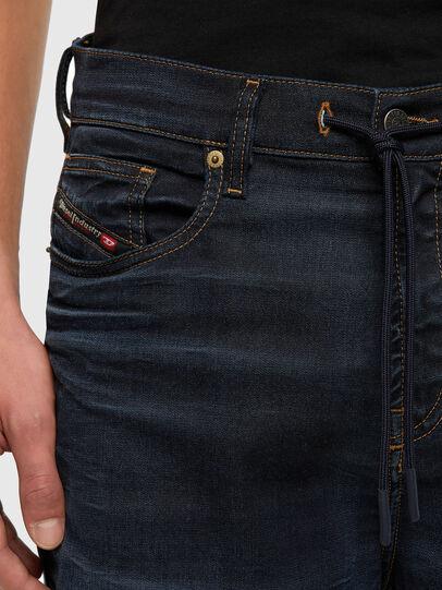 Diesel - D-VIDER JoggJeans® 069QF, Dark Blue - Jeans - Image 4