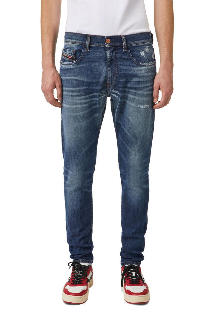 D-Strukt Slim Jeans 09A98,