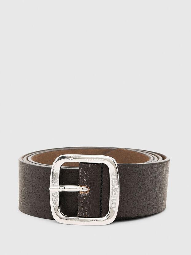 B-CRASEL, Black - Belts