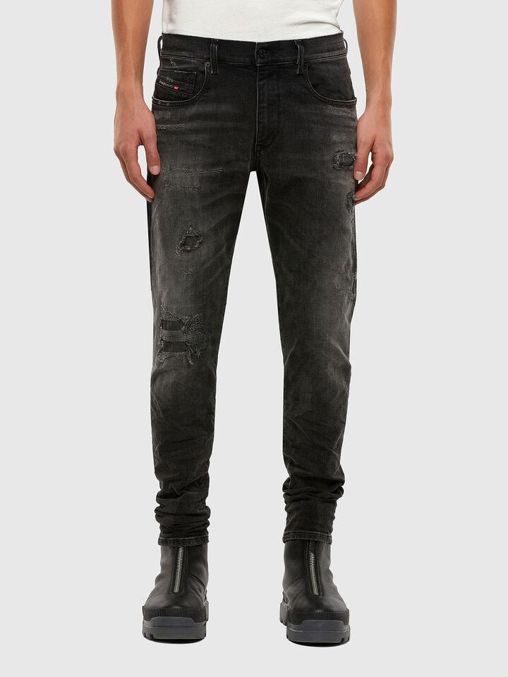 D-Strukt Slim Jeans 069RC,