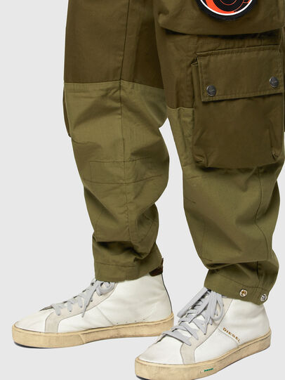 Diesel - P-CYAN, Military Green - Pants - Image 5