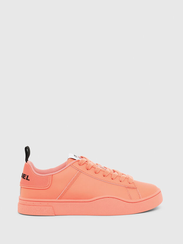 S-CLEVER LOW LACE W, Pink - Sneakers