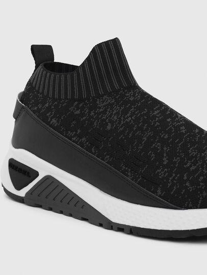 Diesel - S-KB SOCK QB, Black - Sneakers - Image 4