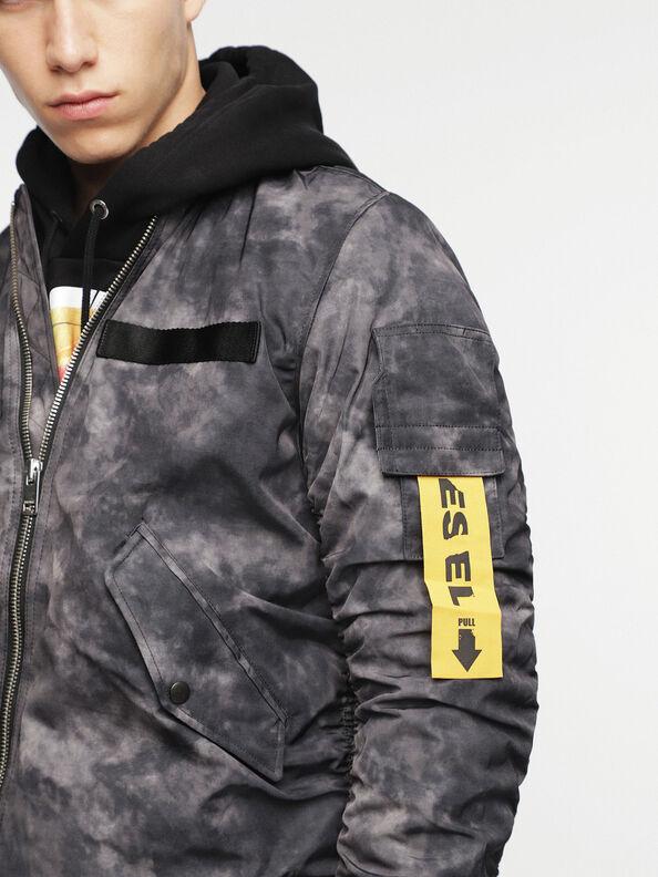 W-NOVELS, Black Melange - Jackets