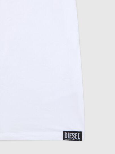 Diesel - UMTEE-MICHAEL3PACK, White - Tops - Image 5