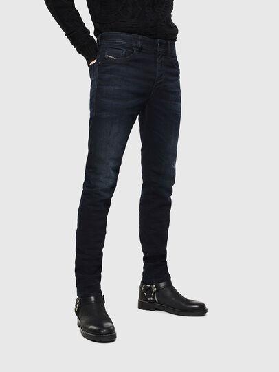 Diesel - Thommer 084AY, Dark Blue - Jeans - Image 1