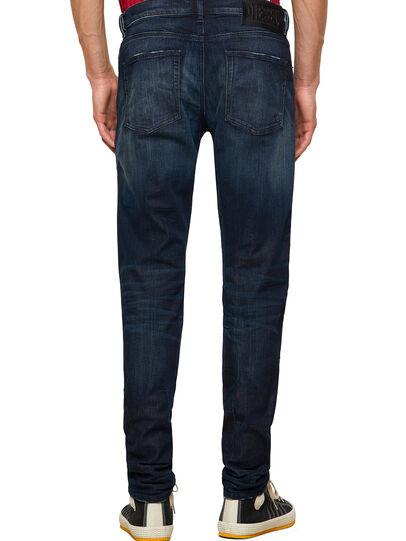 Diesel - D-Strukt Slim JoggJeans® 09B50, Dark Blue - Jeans - Image 2