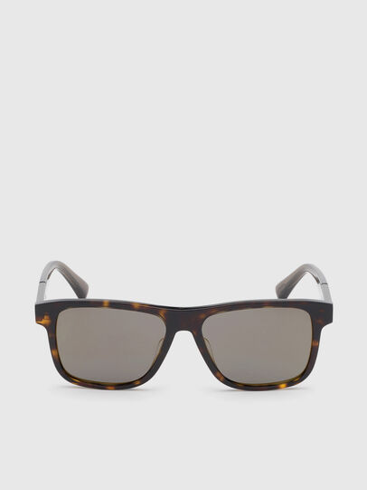 Diesel - DL0279, Brown - Sunglasses - Image 1