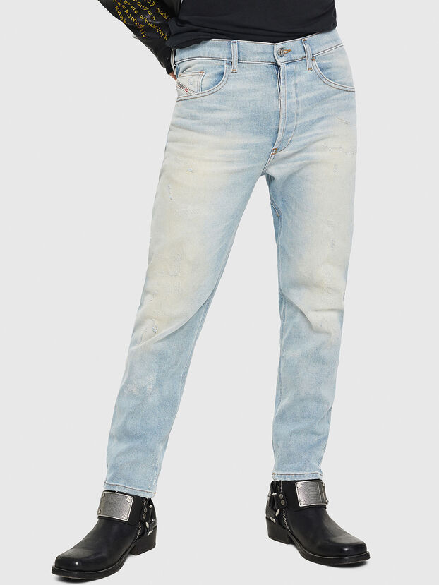 D-Eetar 081AK, Light Blue - Jeans