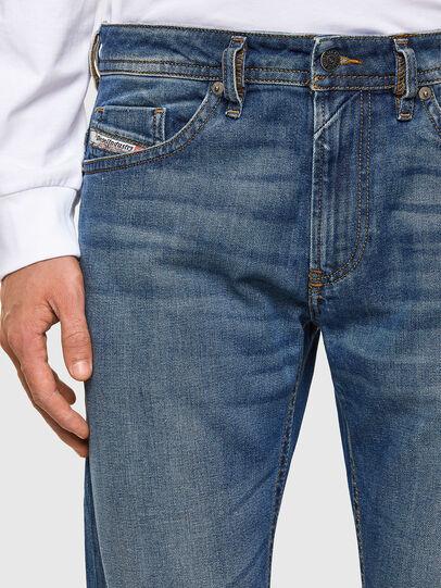 Diesel - Thommer Slim Jeans 009EI, Medium Blue - Jeans - Image 3