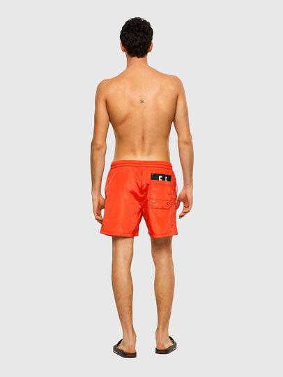 Diesel - BMBX-CAYBAY, Orange - Swim shorts - Image 2