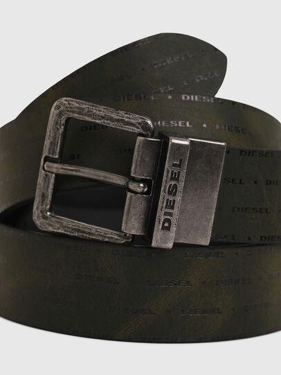Diesel - B-DOUCKLE, Dark Green - Belts - Image 2