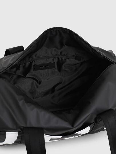 Diesel - F-BOLD DUFFLE II, Black - Travel Bags - Image 4