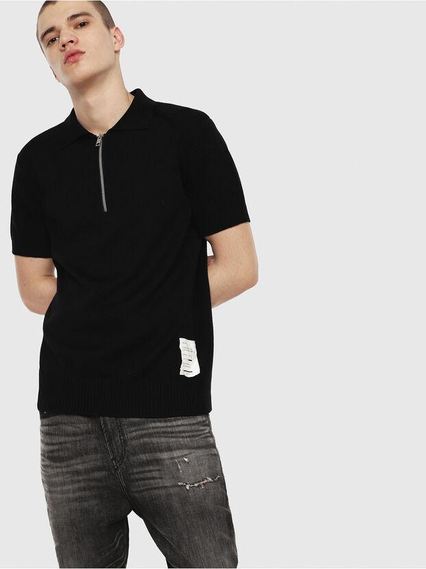K-MYX, Black - Sweaters