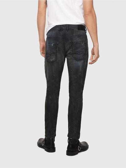 Diesel - Krooley JoggJeans 069IA, Black Jeans - Jeans - Image 2