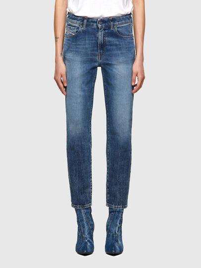 Diesel - D-Joy Slim Jeans 009VY, Medium Blue - Jeans - Image 1