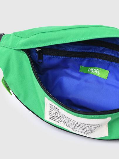 Diesel - LYAM, Verde/Azul marino - Bolsas con cinturón - Image 4