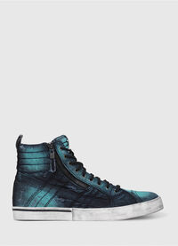 D-VELOWS MID LACE, Turquoise