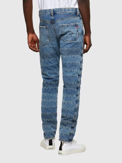 Diesel - D-Strukt Slim Jeans 009UE, Light Blue - Jeans - Image 2