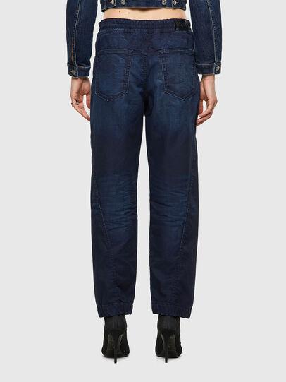 Diesel - Krailey Boyfriend JoggJeans® 069WS, Dark Blue - Jeans - Image 2